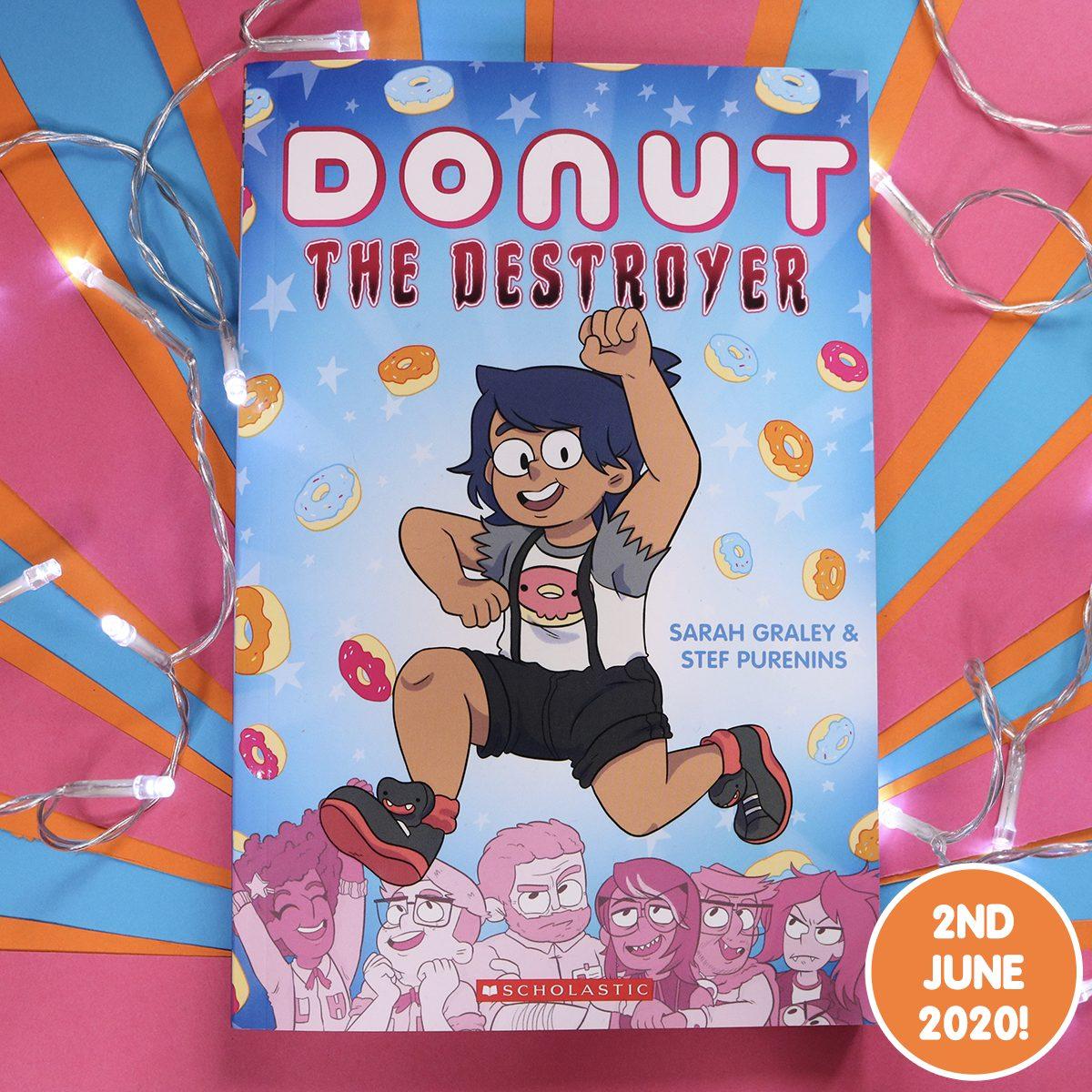 Donut Promo Square 2020