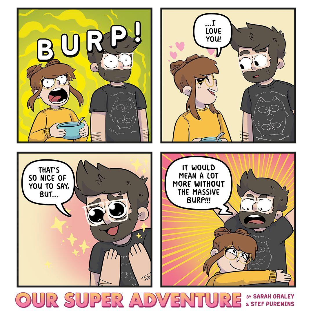Burp! (September 7th, 2020)