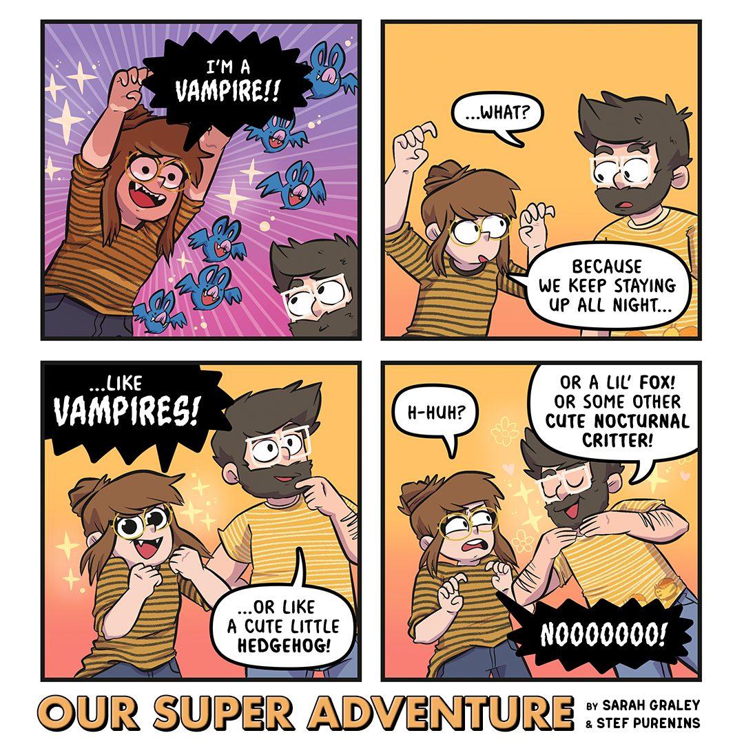 Vampires! (February 8th, 2021)