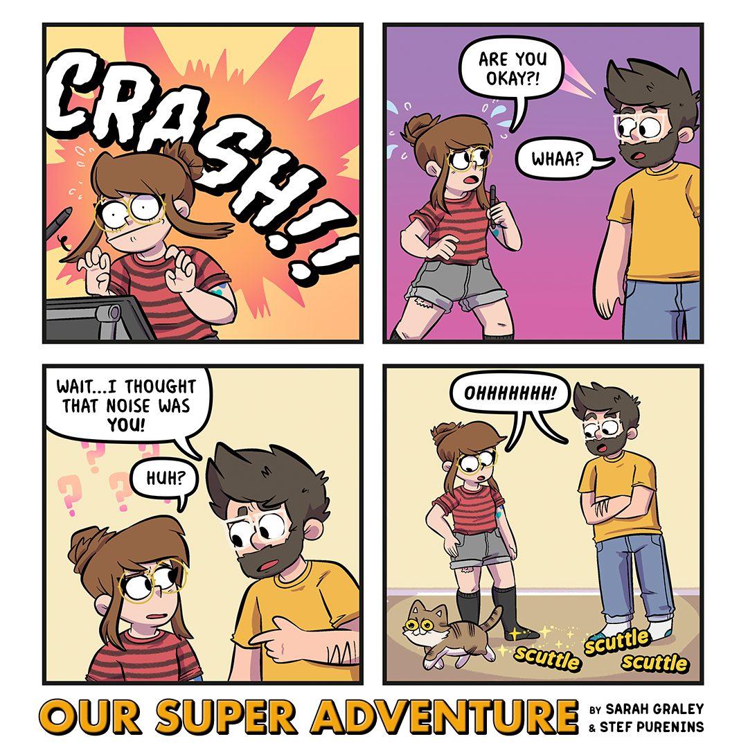 Crash! (April 5th, 2021)