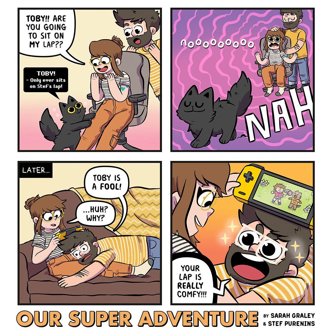 Lapcat! (September 20th, 2021)