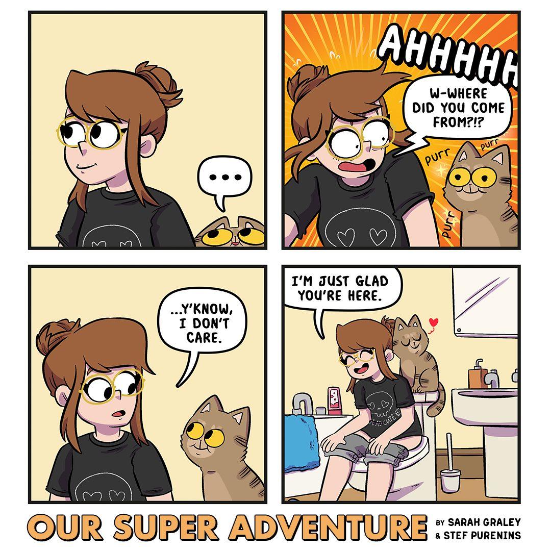 Surprise Visitor (September 27th, 2021)