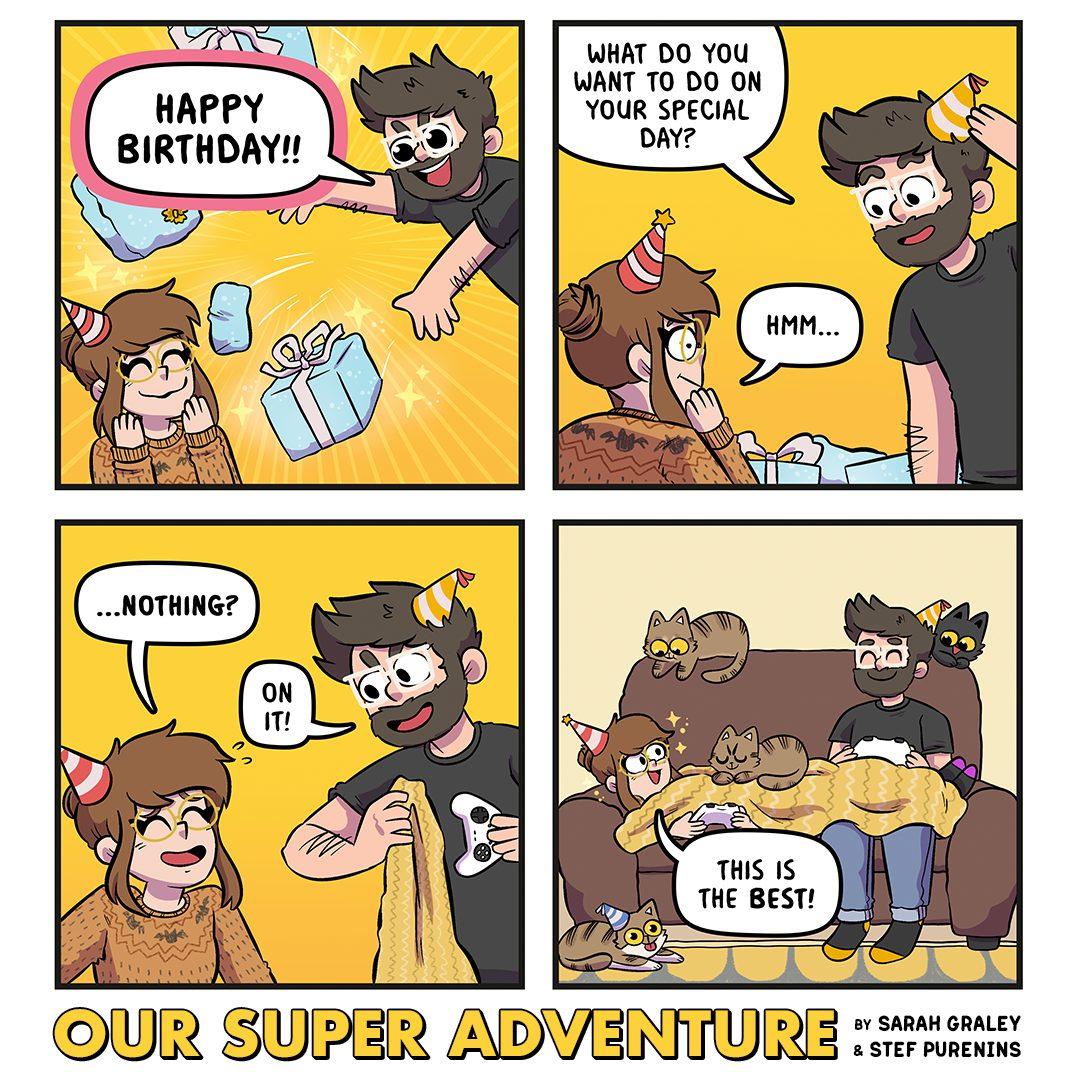 Birthday Adventure! (October 4th, 2021)